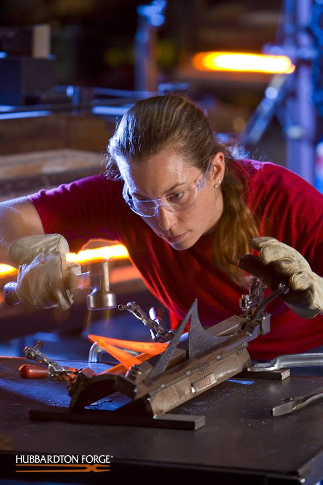 Hubbardton Forge behind the scenes