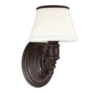 4941-OB_Hudson Valley Richmond Single Light Bath Sconce in an Old Bronze Finish