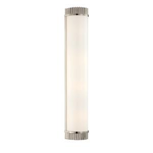 563-PN_Hudson Valley Benton 4-Light Light Bar in a Polished Nickel Finish - ADA