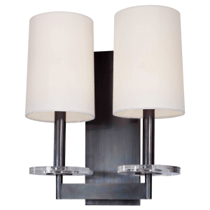 8802-OB_Hudson Valley Chelsea 2-Light Wall Sconce in an Old Bronze Finish