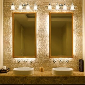 4 and 5 Light Bath Sconces