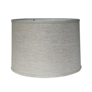Retro Drum Hardback Lampshades