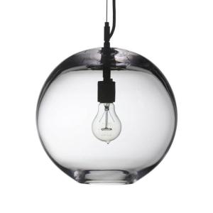 5033 Simon Pearce Hampton Blown Glass Single Light Pendant