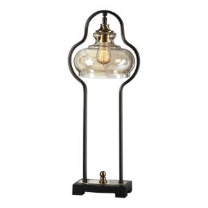 29259-1_Uttermost Cotulla Aged Black Desk Lamp