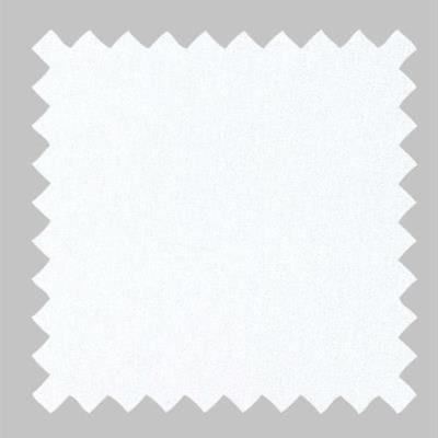 L507 - Simple Linen Fabric in White