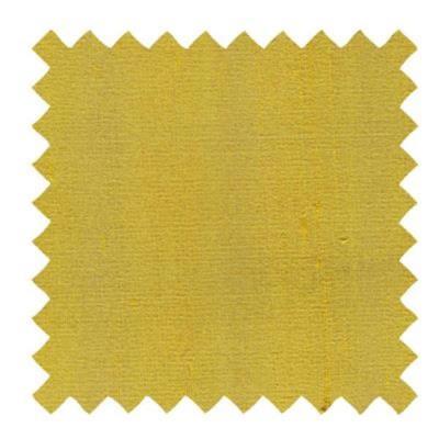 L517 - Dupioni Silk Fabric in Buttercup