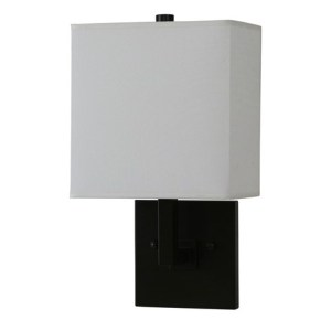 WL631-ABZ_House of Troy Single Directwire ADA Wall Sconce in Architectural Bronze