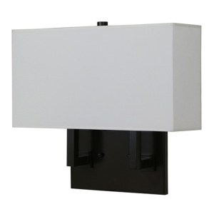 WL632-SN_House of Troy Double Directwire ADA Wall Sconce in Satin Nickel