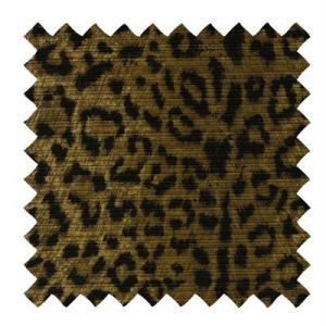L501-Linen Fabric in a Cheetah Print