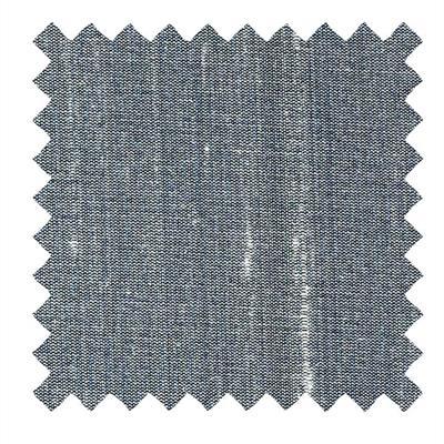 L517 - Dupioni Silk Fabric in Pewter