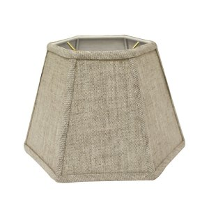 Hexagon Hardback Lampshades