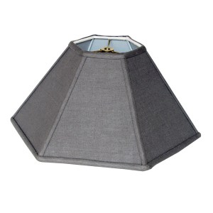 Hexagon Coolie Hardback Lampshades