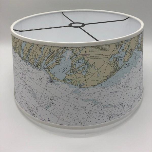 Large Nautical Back