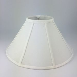 Cone Silk Lamp Shades