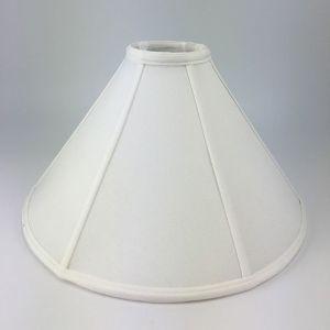 Deep Cone Silk Lampshades