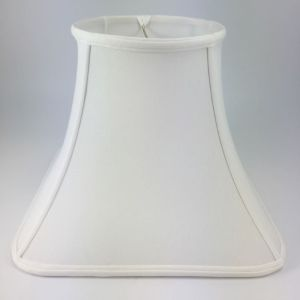 Round Top Square Silk Bell Lampshades