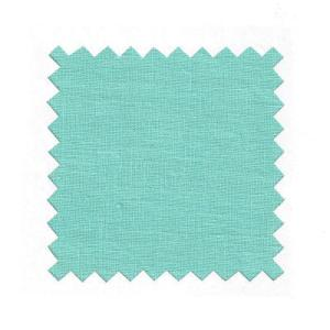 Turquoise Imported Linen