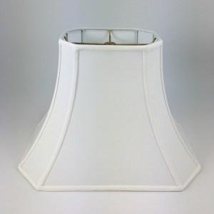 Hardback Cut Corner Rectangle Bell Lampshades
