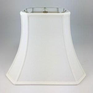 Hardback Cut Corner Square Bell Lampshades