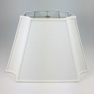 Hardback Inverted Cut Corner Rectangle Lampshades