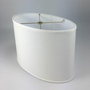 Oval Hardback Lamp Shades