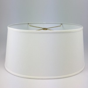 Hardback Short Oval Lampshades