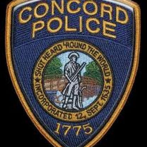 Concord Police Department - Official News Blog