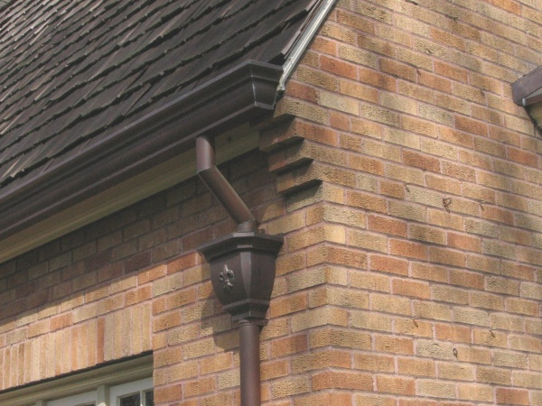 Copper Gutters Vs Galvanized Gutters Concord Sheet Metal