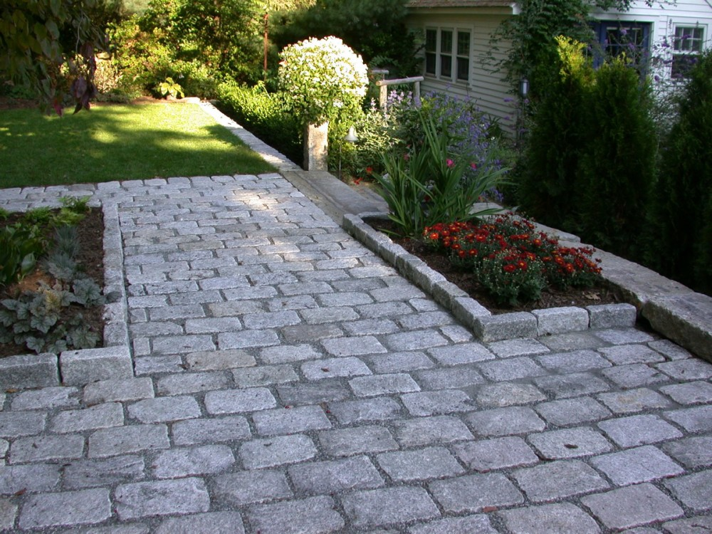 types of stone patios concord stoneworks