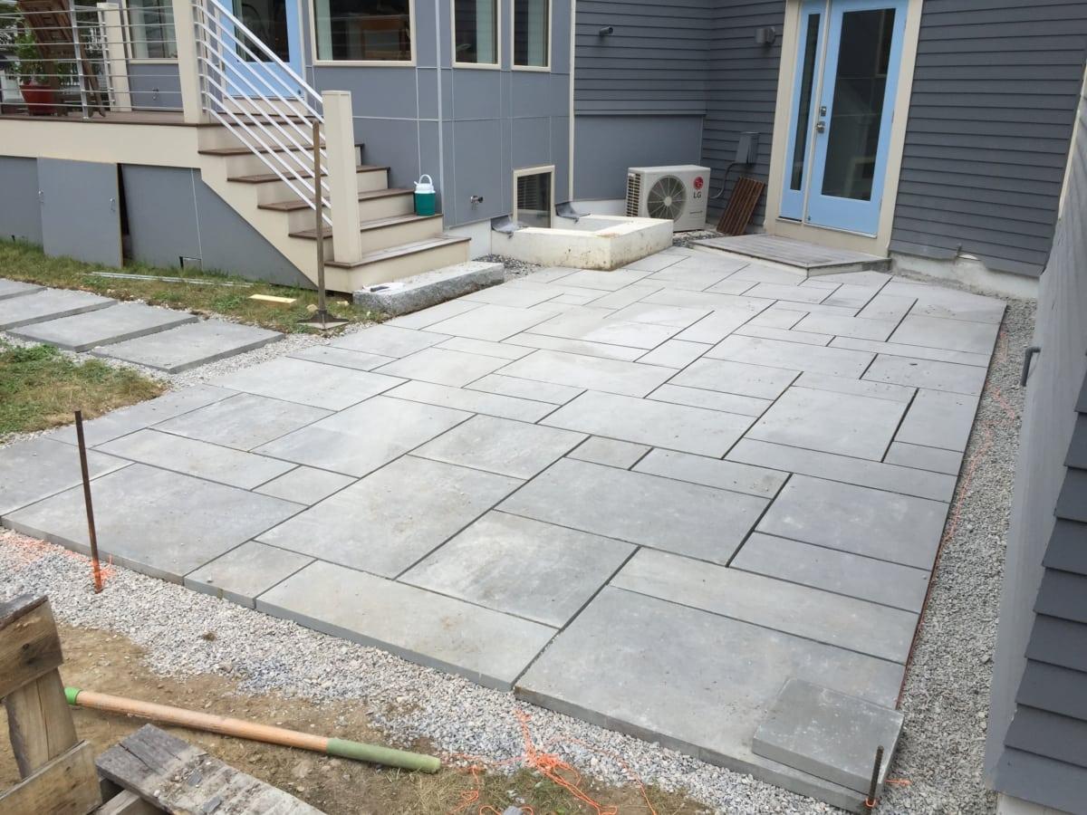 bluestone patio walkway concord ma