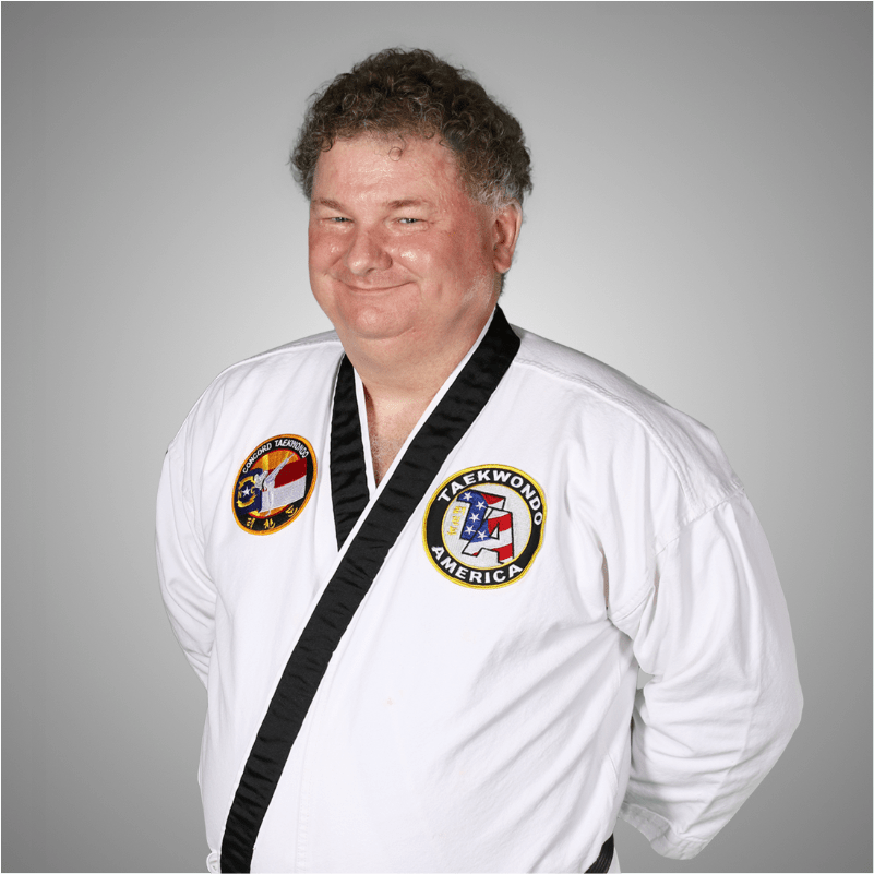 Jeff Hoffman, Instructor at Concord Taekwondo America