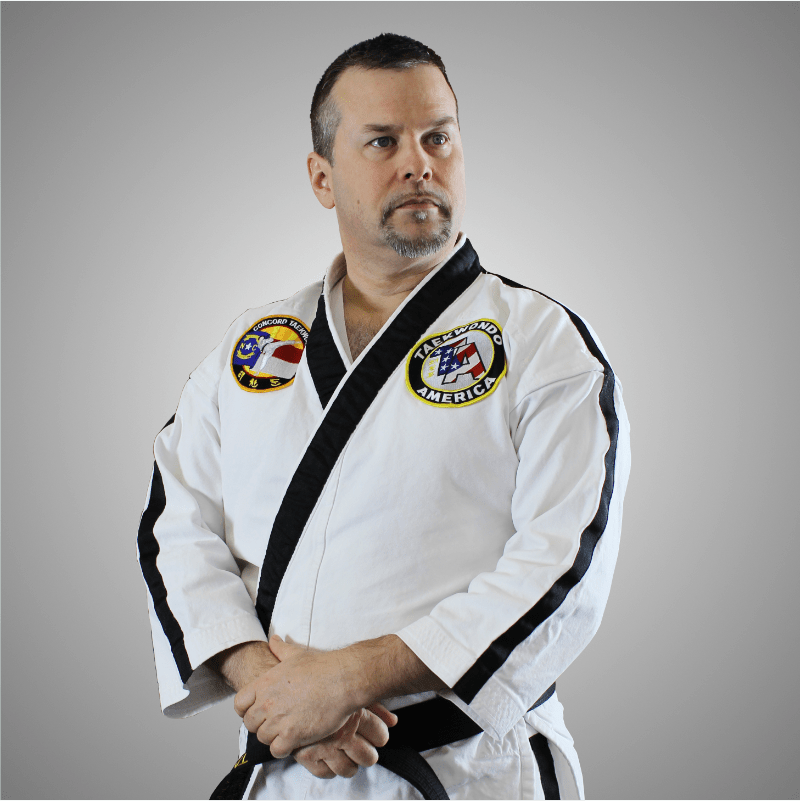 Master Taekwondo Instructor, Sean Baxter