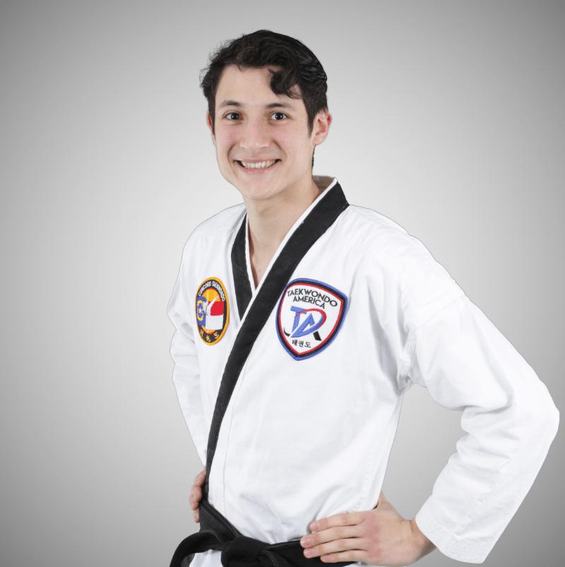 Leo Rivas Montoya, Instructor at Concord Taekwondo America