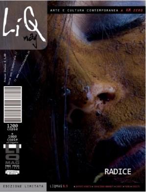 Cover LiQMag n.09 -Radice