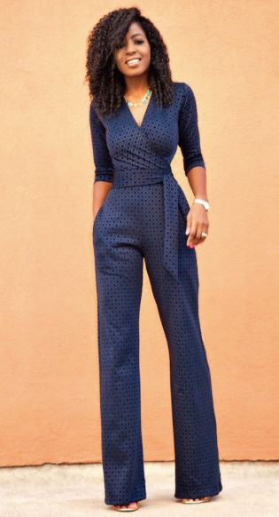 come indossare la jumpsuit