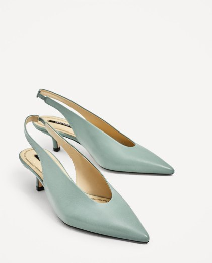 Verde accollata Zara