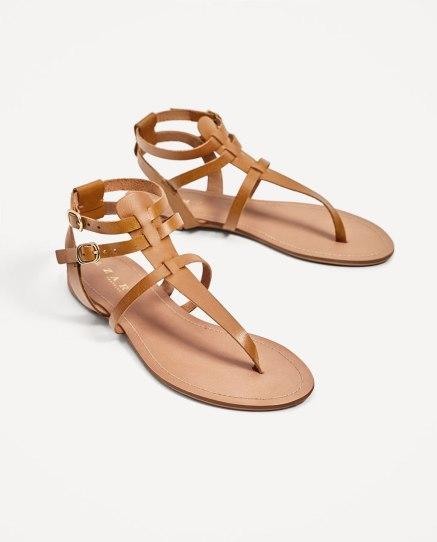 Sandalo basso Zara