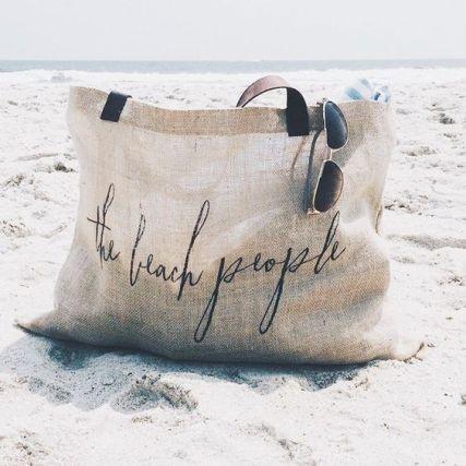Borsa da spiaggia Pinterest