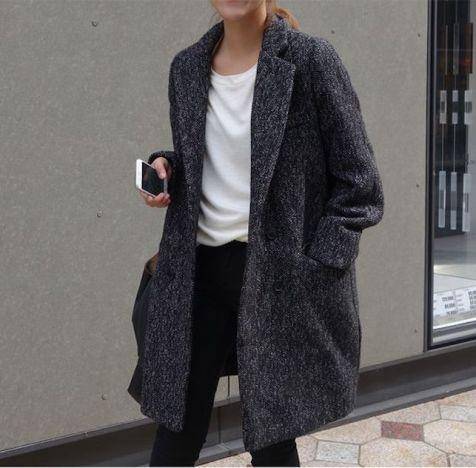 giacca tweed