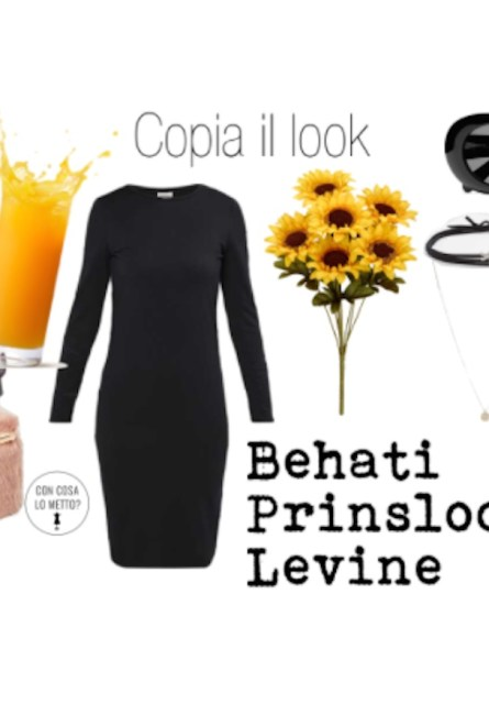 Copia il look in versione low cost Behati Prinsloo Levine