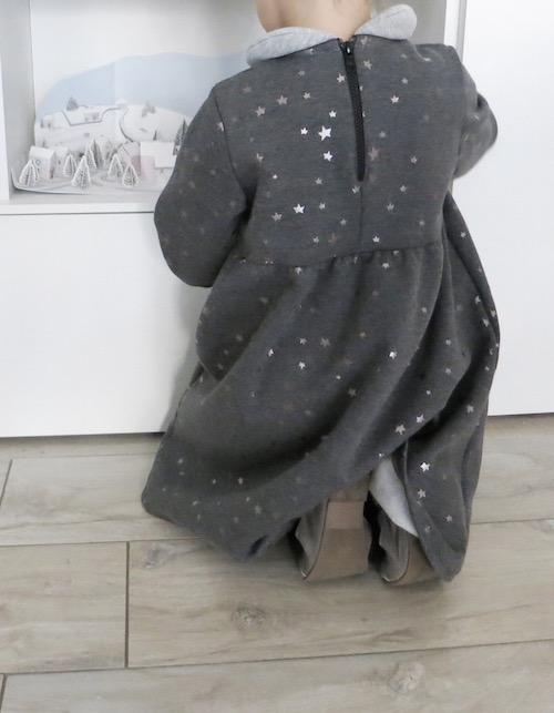Boo Lab: l'abito in felpa a misura di bambino3