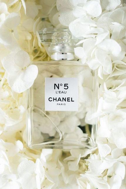 Il profumo che porto ora, N°5 l'eau, di Chanel
