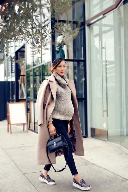 Look da gravidanza: pancioni versione streetstyle6