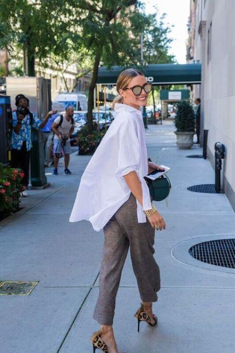 La camicia bianca: come indossare1