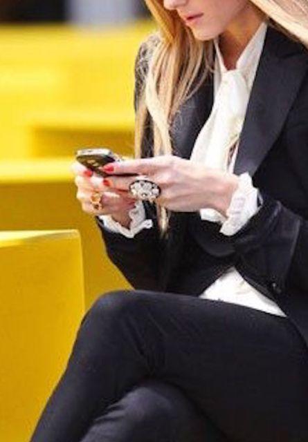 Look da ufficio: tre abbinamenti facili e comodi