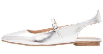 Come abbinare scarpe e vestiti - ballerine sling back