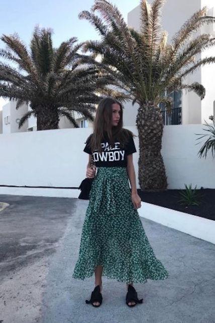 La gonna lunga: come indossarla?7