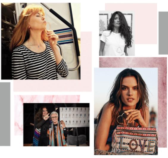 See Me: gioielli fatti con il cuore, Nicole Kidman e Alessandra Ambrosio.png
