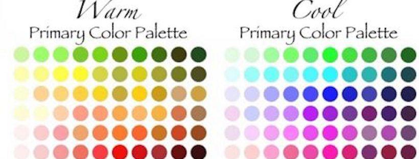 Come abbinare colori e carnagione