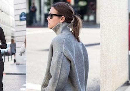 Come indossare dolcevita in inverno